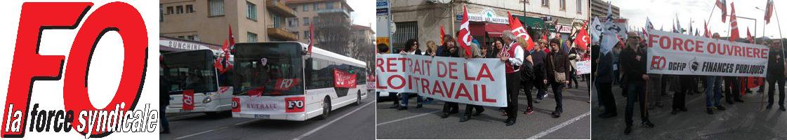 Force Ouvrière - Union Départementale Corse-du-Sud